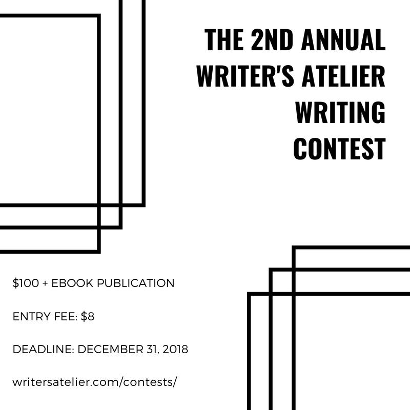 Contests - Writer's Atelier